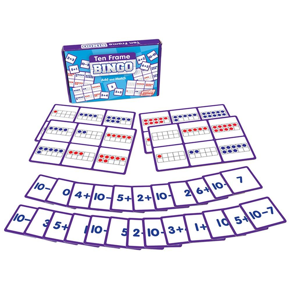 JRL547 - Ten Frame Bingo in Bingo