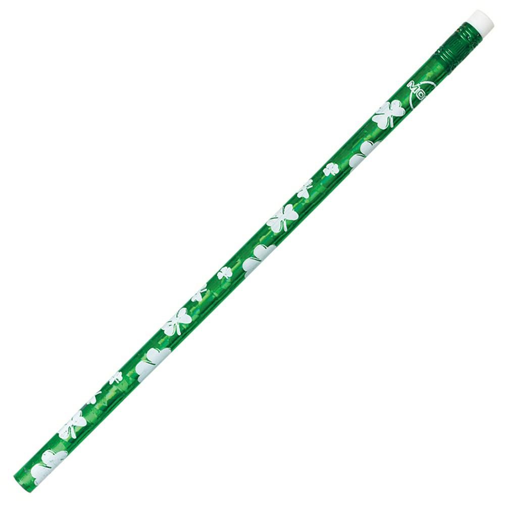 JRM7414B - Shamrock Glitz Pencils Dozen in Pencils & Accessories