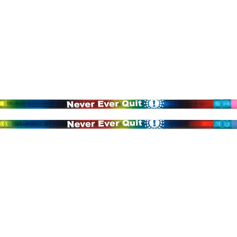 JRM7472B - Pencils Never Ever Quit in Pencils & Accessories