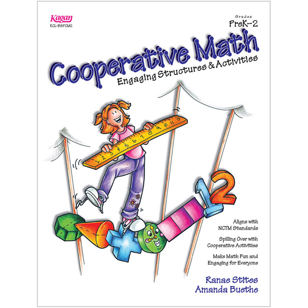 KA-BSPCM2 - Cooperative Math Resource Book Gr Pk-2 in Reference Materials