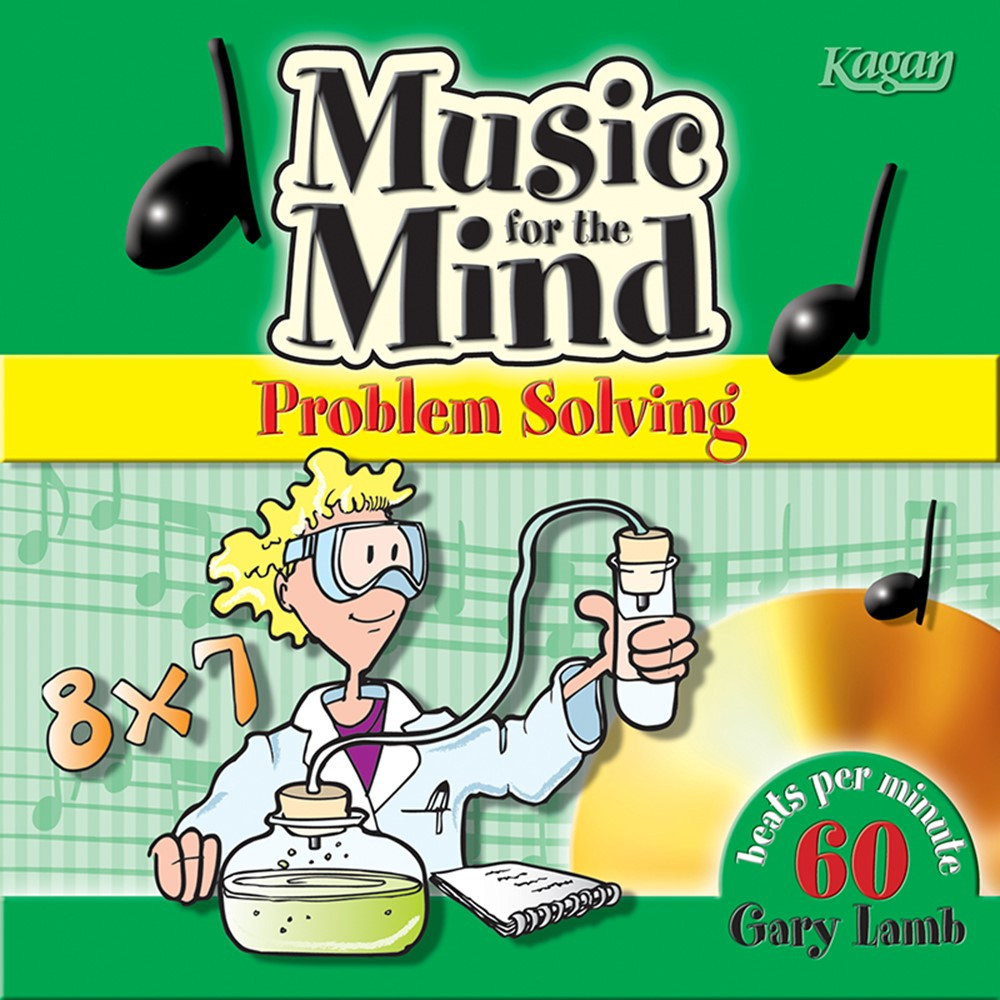 KA-LGMS - Music For The Mind Cds Problem Solving in Cds