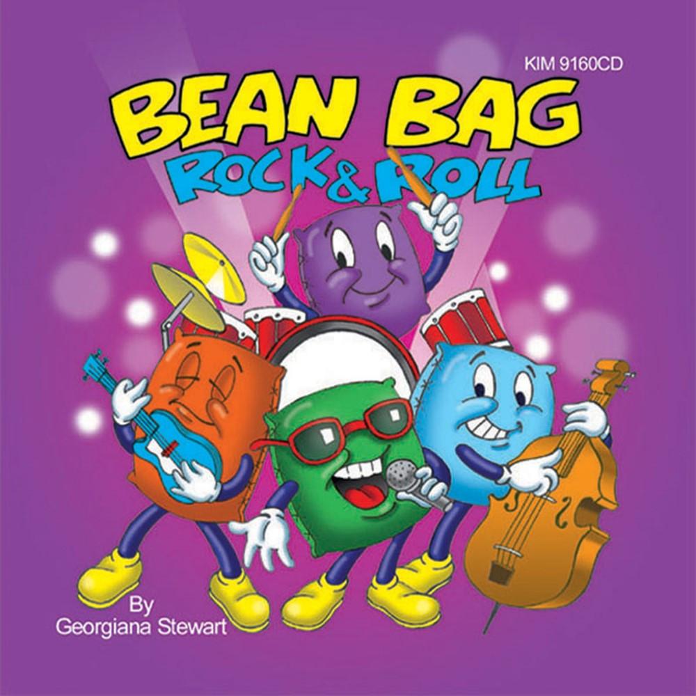 KIM9160CD - Bean Bag Rock & Roll Cd in Cds