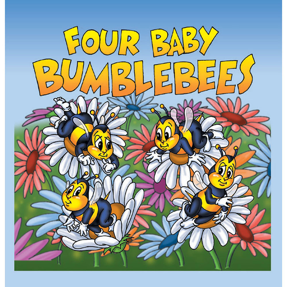 KIM9161CD - Four Baby Bumblebees Cd in Cds