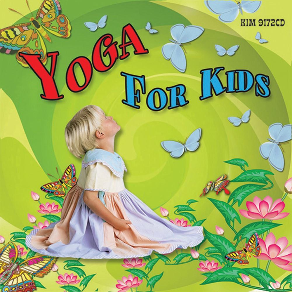 KIM9172CD - Yoga For Kids Cd in Cds