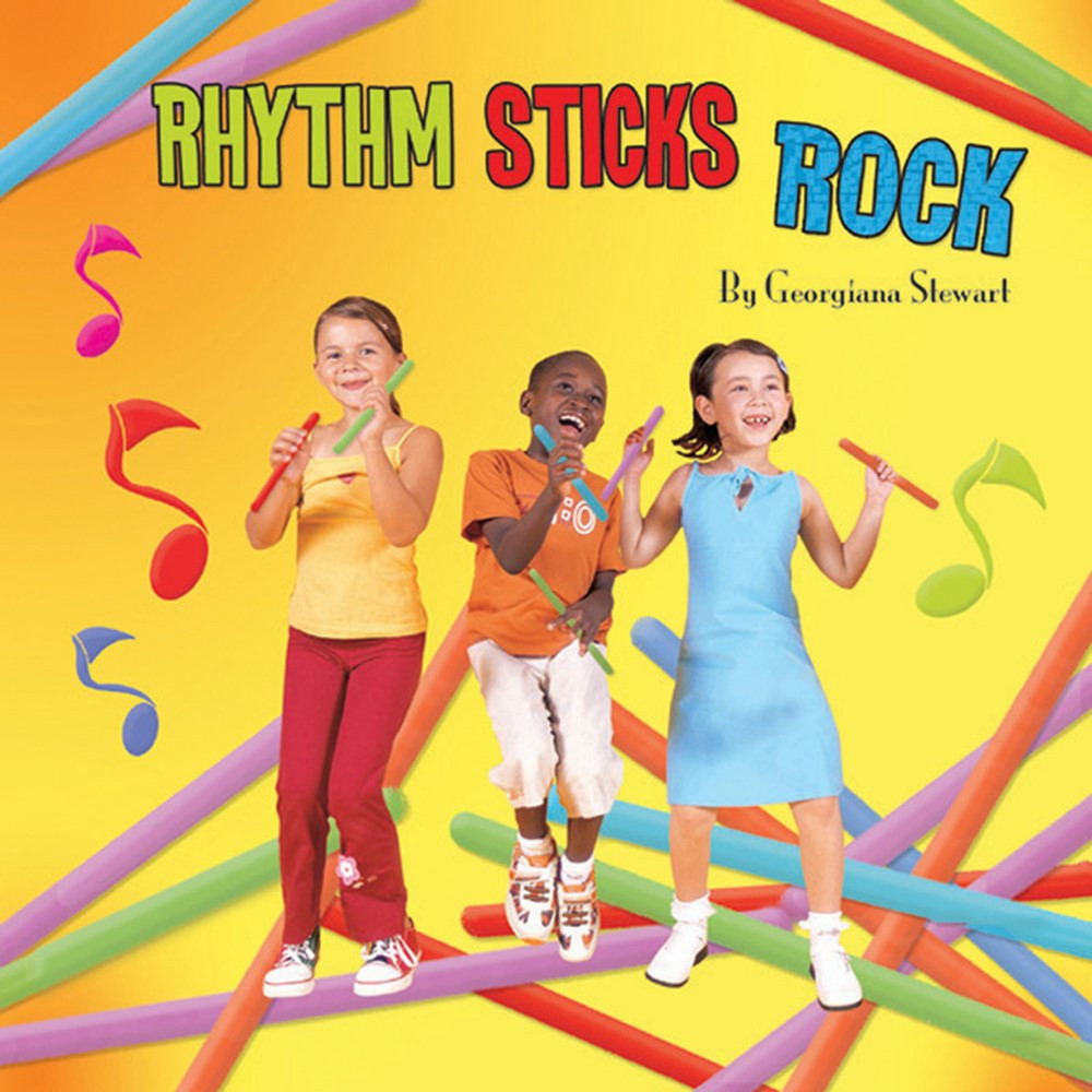 KIM9185CD - Rhythm Sticks Rock Cd in Cds