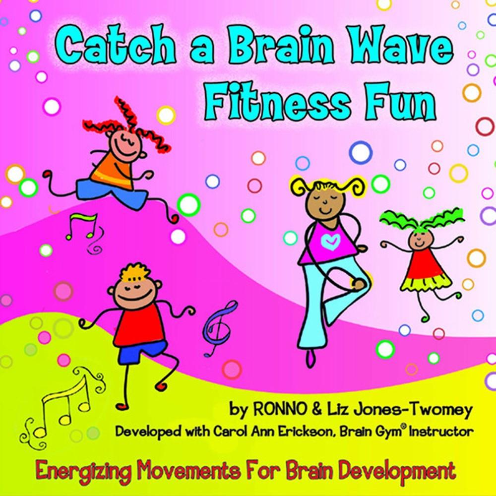 KIM9191CD - Catch A Brain Wave Fitness Fun Cd in Cds