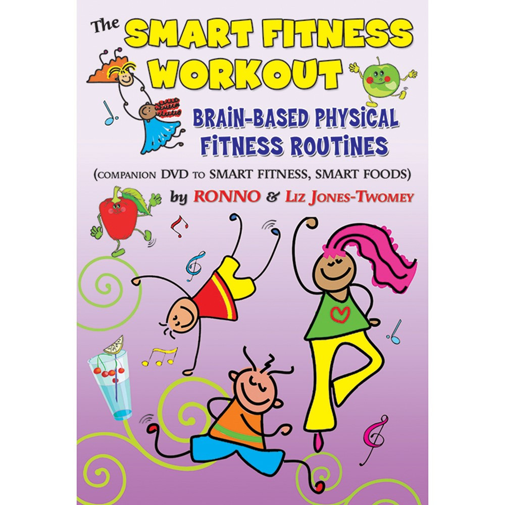 KIM9198DVD - Smart Fitness Workout Dvd in Dvd & Vhs