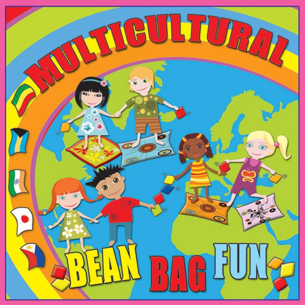 KIM9305CD - Multicultural Bean Bag Fun in Cds