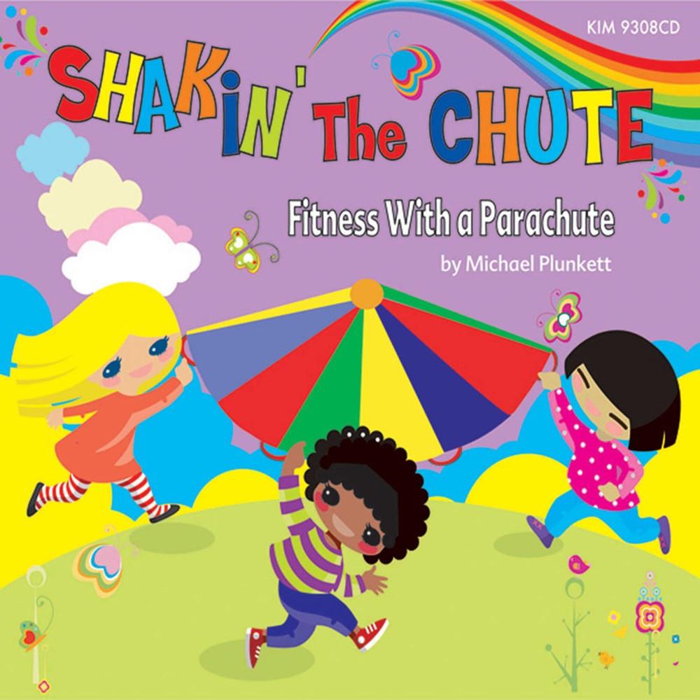 KIM9308CD - Shakin The Chute in Cds