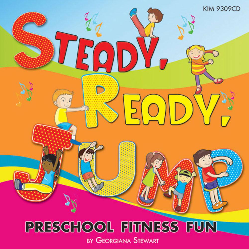 KIM9309CD - Steady Ready Jump in Cds