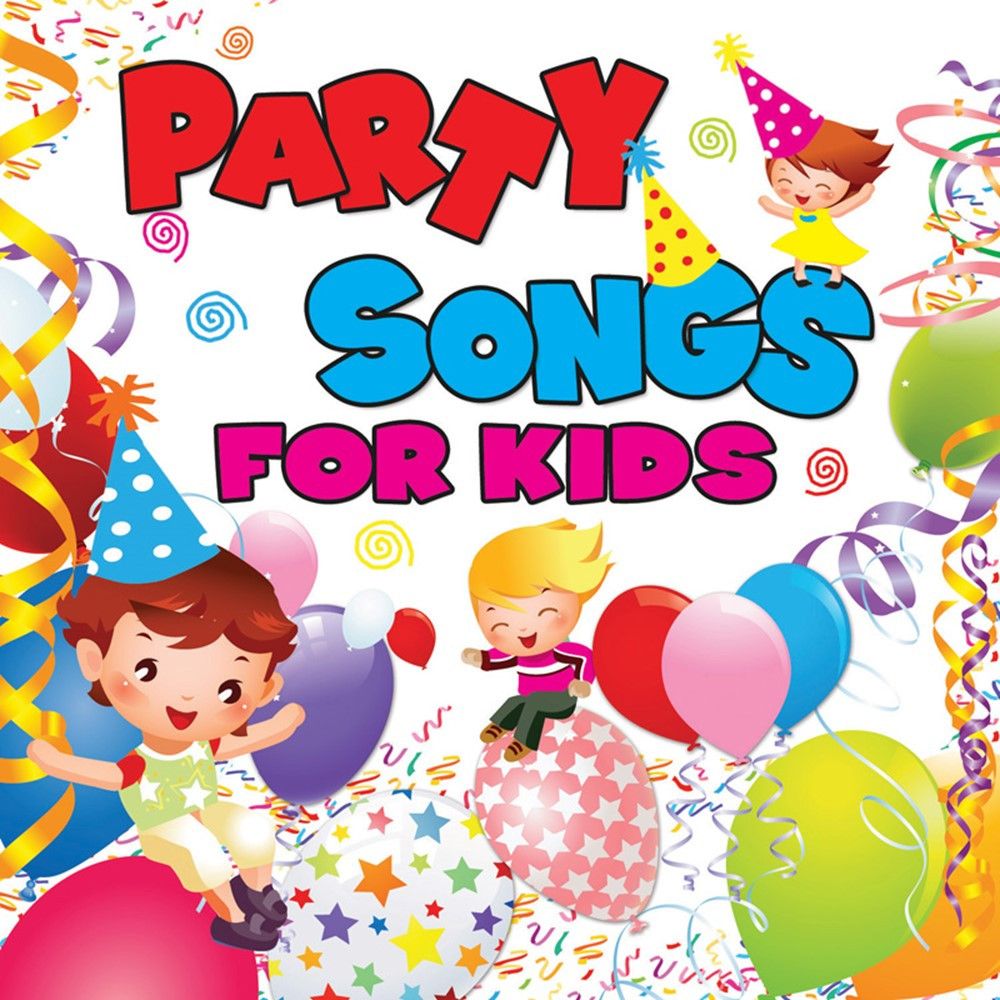 KIM9316CD - Party Songs For Kids Cd in Cds