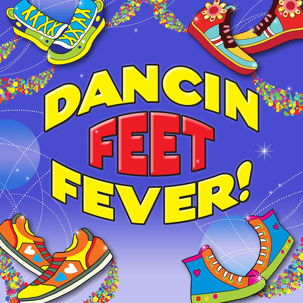 KIM9317CD - Dancin Feet Fever Cd in Cds