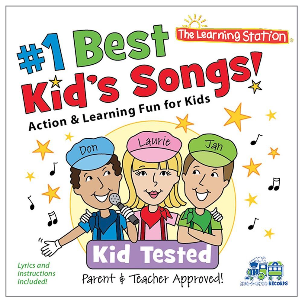 KIMKUB1900CD - No1 Best Kids Songs Cd in Cds