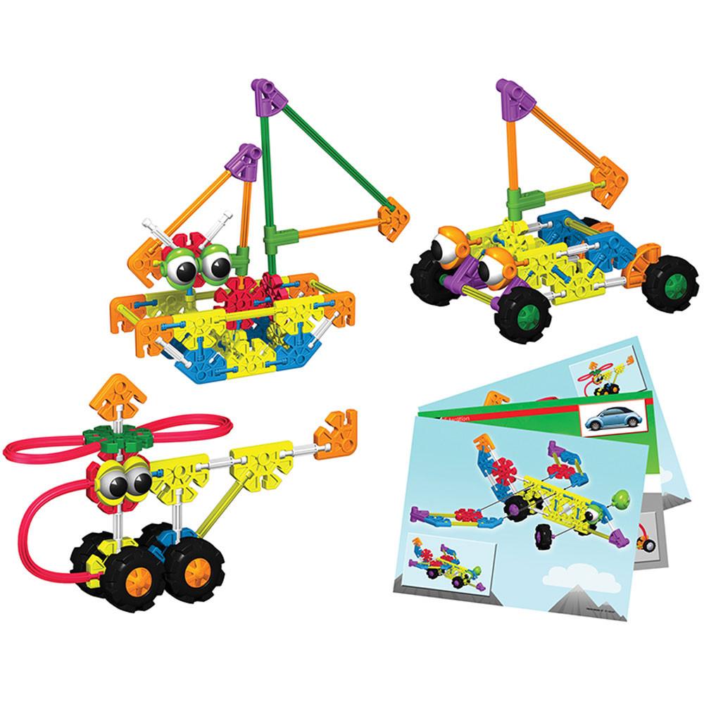 KNX78830 - Kid Knex Transportation in Blocks & Construction Play