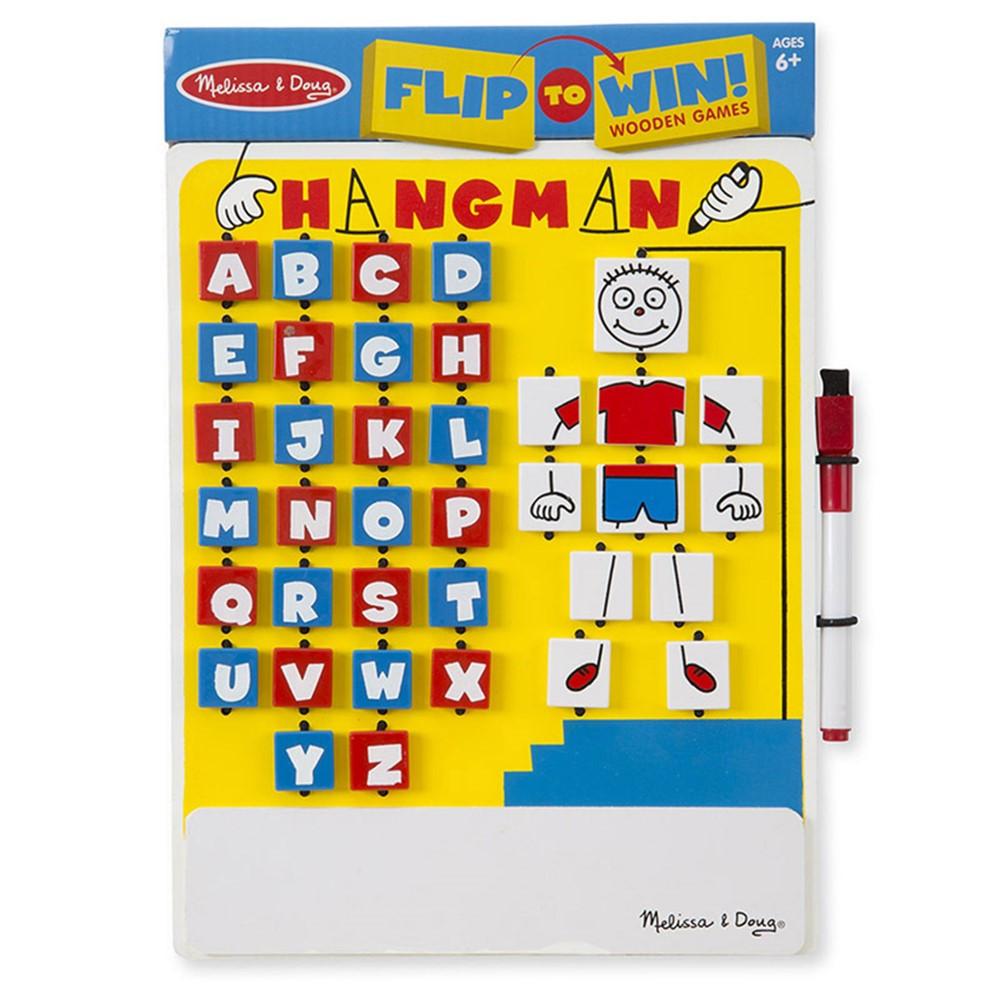 LCI2095 - Flip To Win Hangman in Games