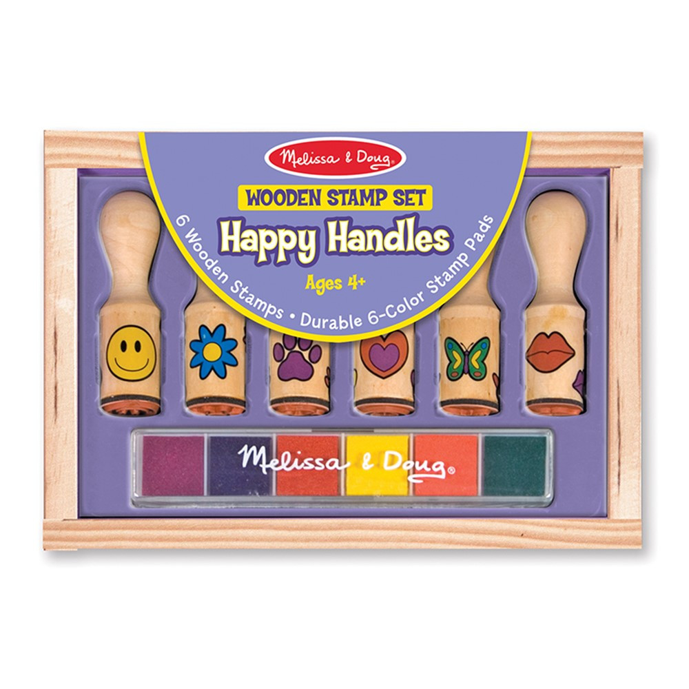 LCI2407 - Happy Handle Stamp Set in Stamps