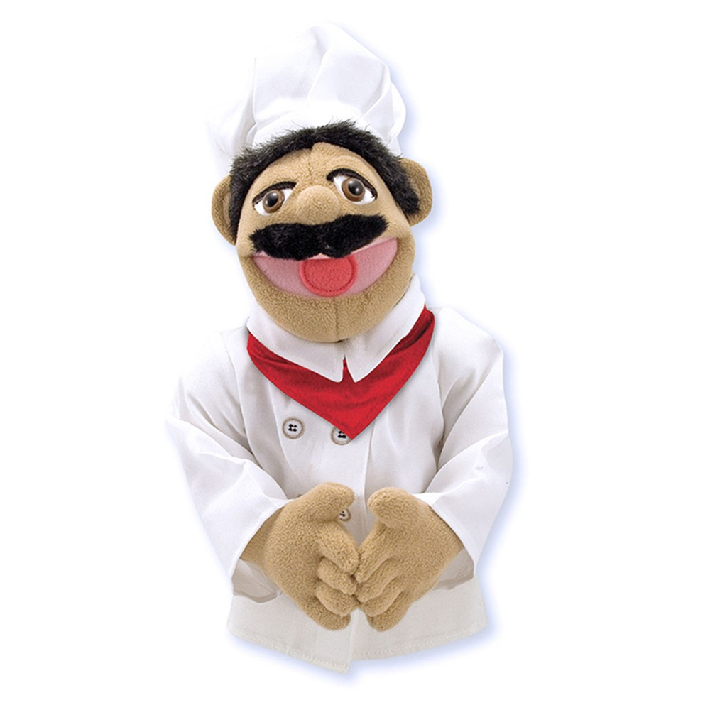 LCI2553 - Chef Puppet in Puppets & Puppet Theaters