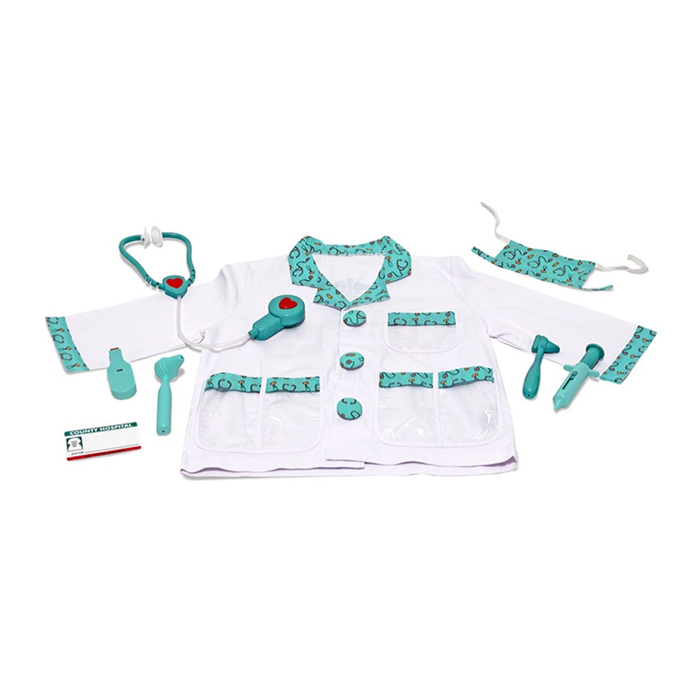 LCI4839 - Role Play Doctor Costume Set in Role Play