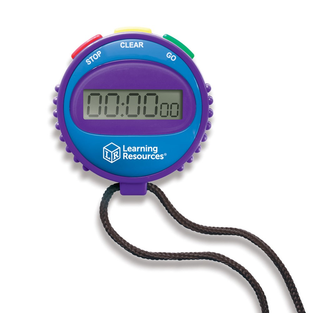 LER0808 - Simple Stopwatch in Timers