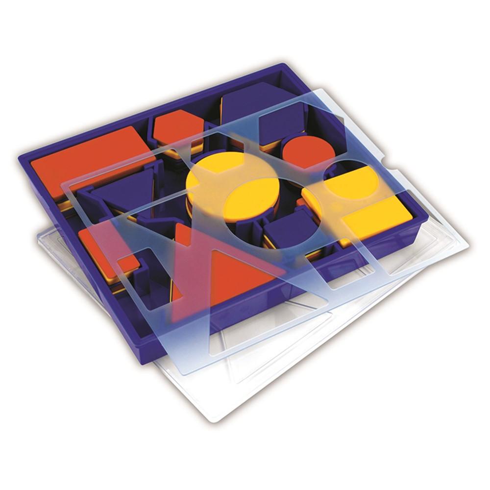 LER1270 - Attribute Blocks Set Desk Set in Sorting