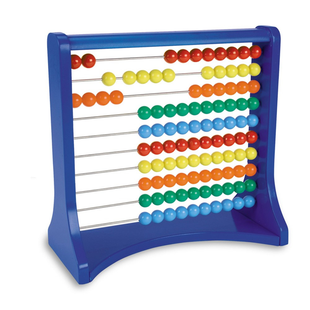 LER1323 - 10 Row Abacus in Numeration