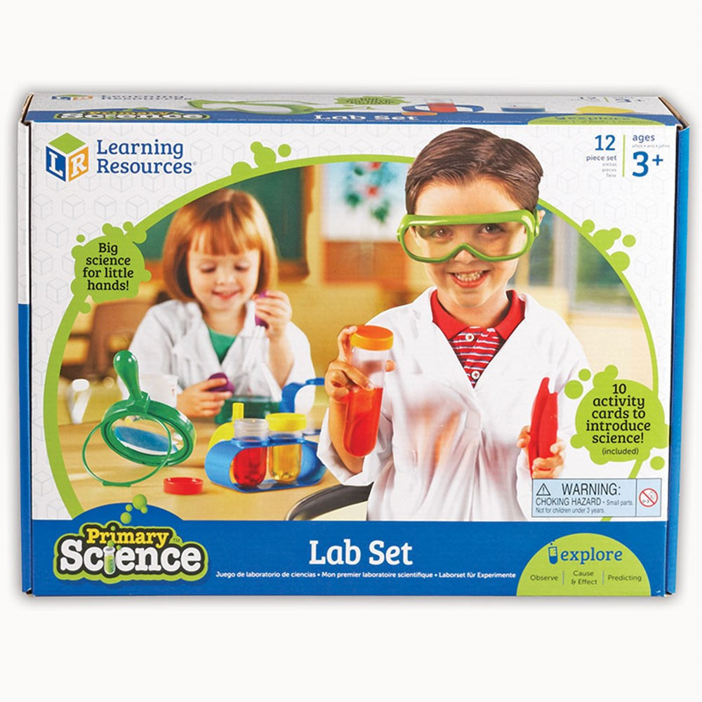 LER2784 - Primary Science Set in Activity Books & Kits
