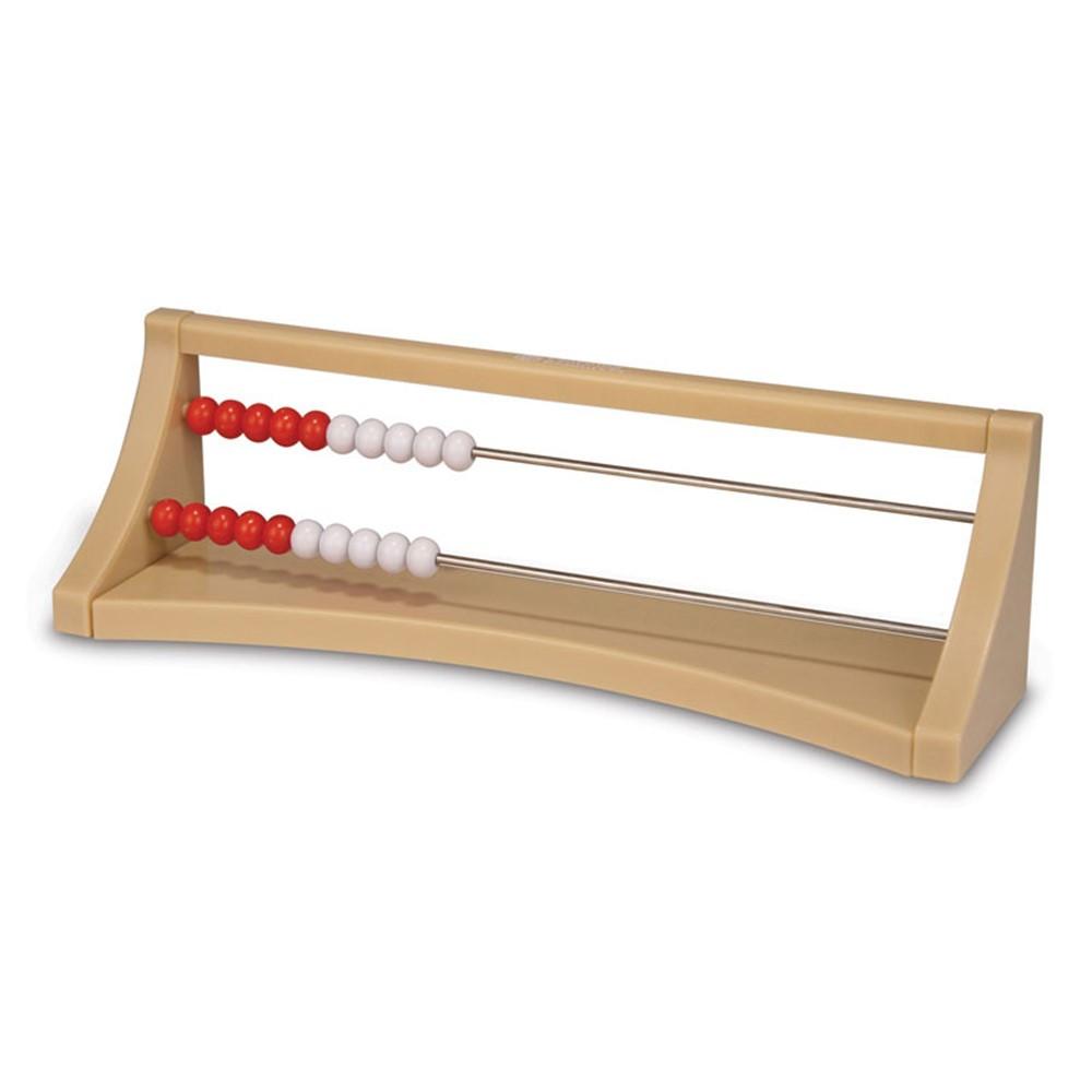LER4358 - 2 Row Rekenrek Counting Frame in Counting