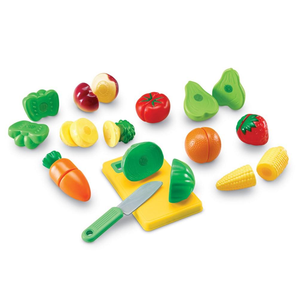 LER7287 - Pretend & Play Sliceable Fruits & Veggies in Play Food