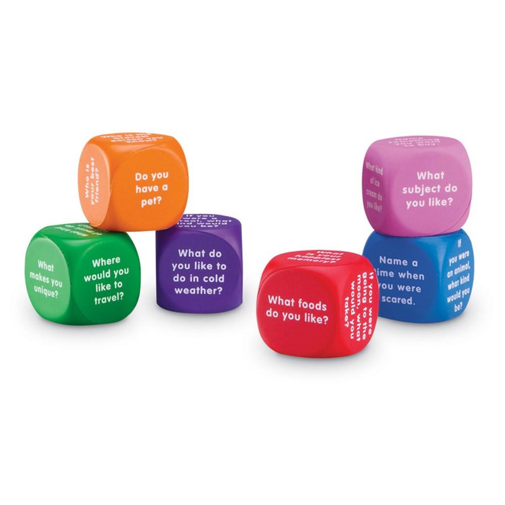 LER7300 - Conversation Cubes in Games & Activities