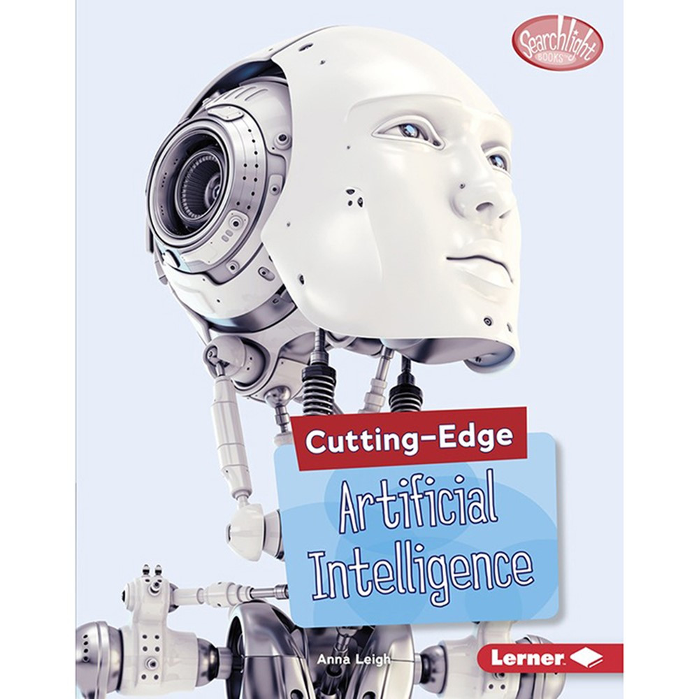 LPB1541527739 - Cutting-Edge Stem Artificial Intelligence in Activity Books & Kits