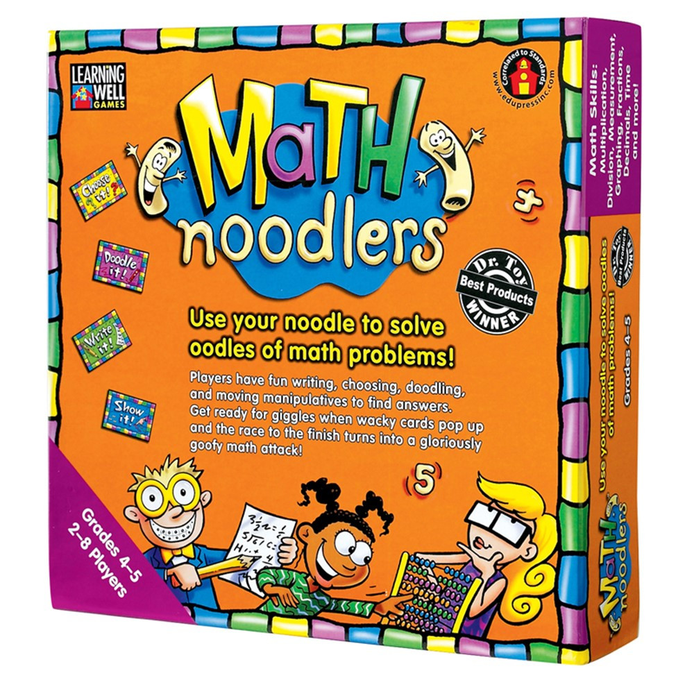 LRN2351 - Math Noodlers Gr 4-5 in Math