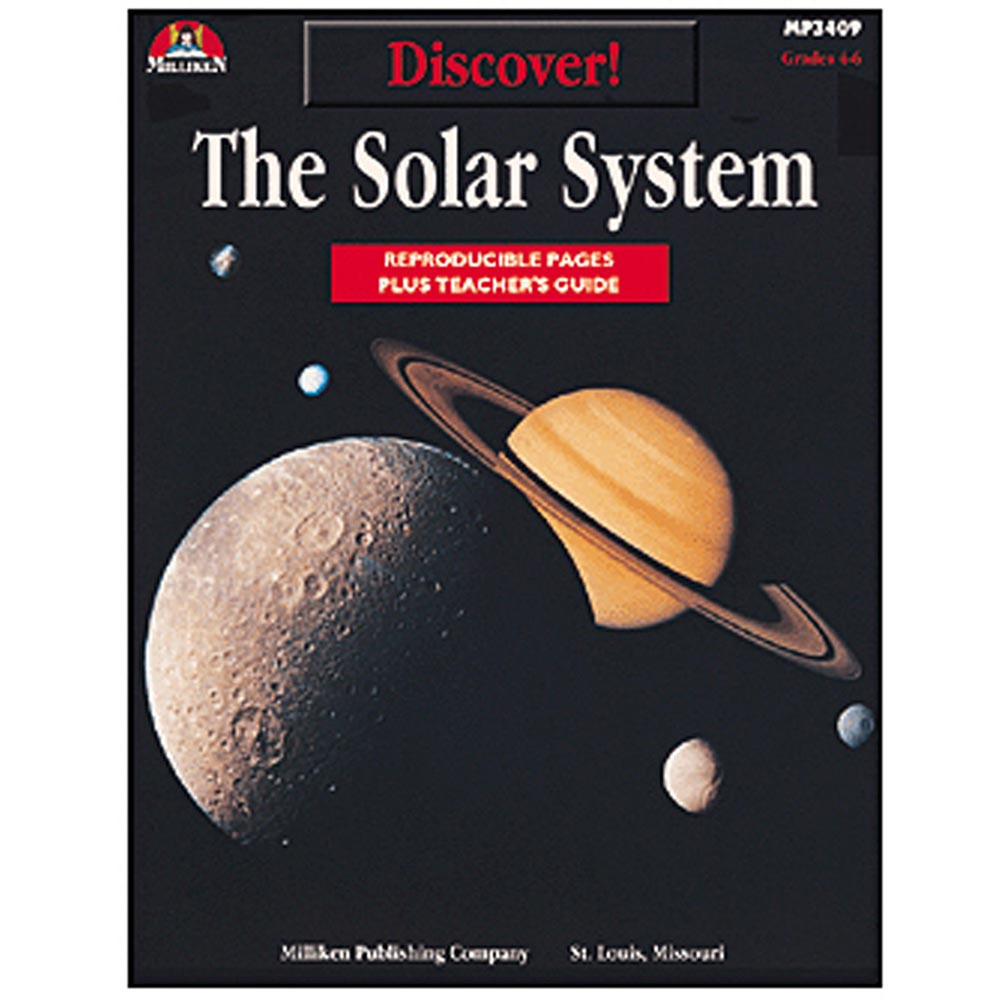 M-P3409 - Discover Solar System Gr 4-6 in Astronomy