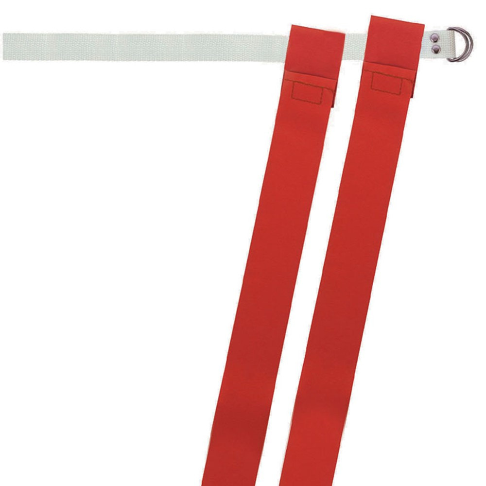 MASFFS112RD - Flag Football Set Of 12 Red in Playground Equipment