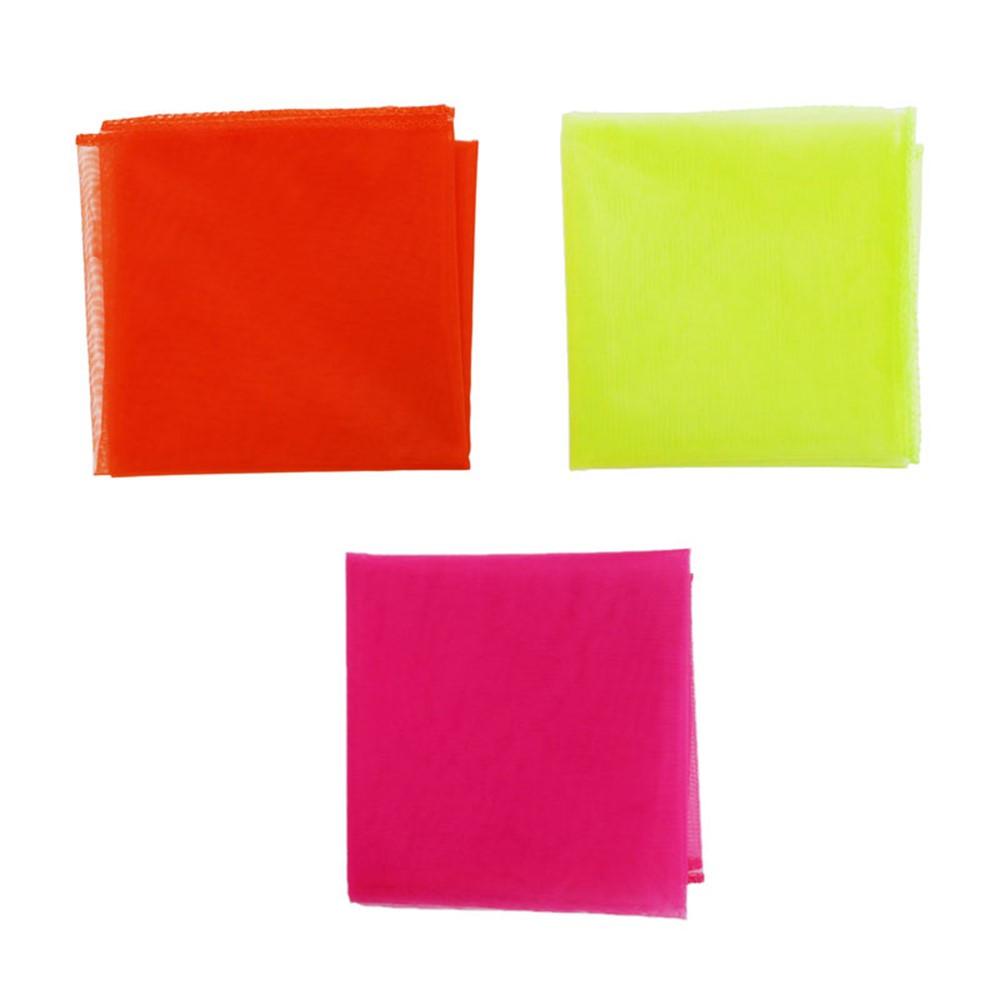 MASJS183 - Juggling Scarves Set Of 3 in Bean Bags & Tossing Activities