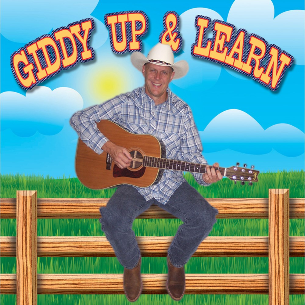 MH-D72 - Giddy Up & Learn in Cds