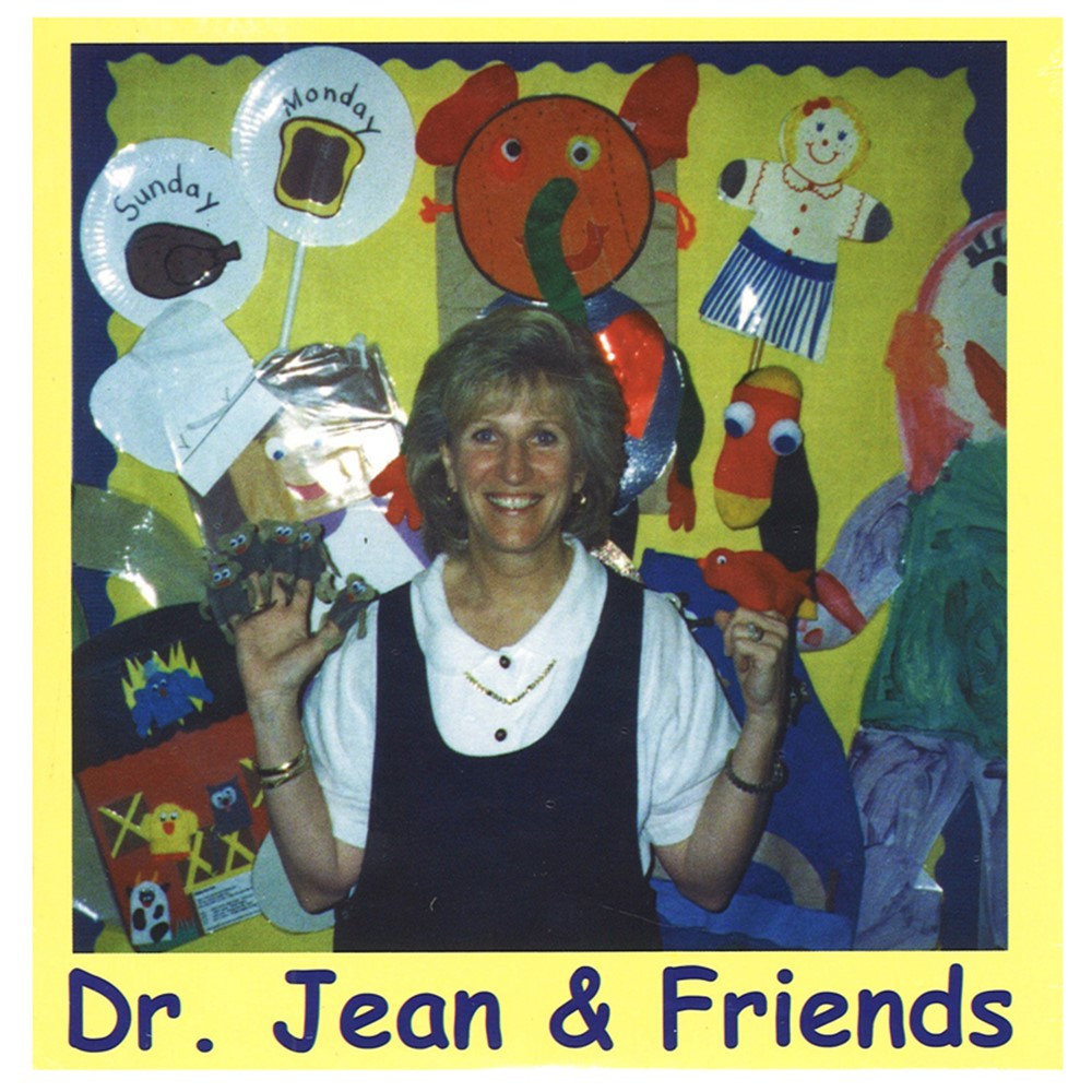 MH-DJD02 - Dr. Jean And Friends Cd in Cds