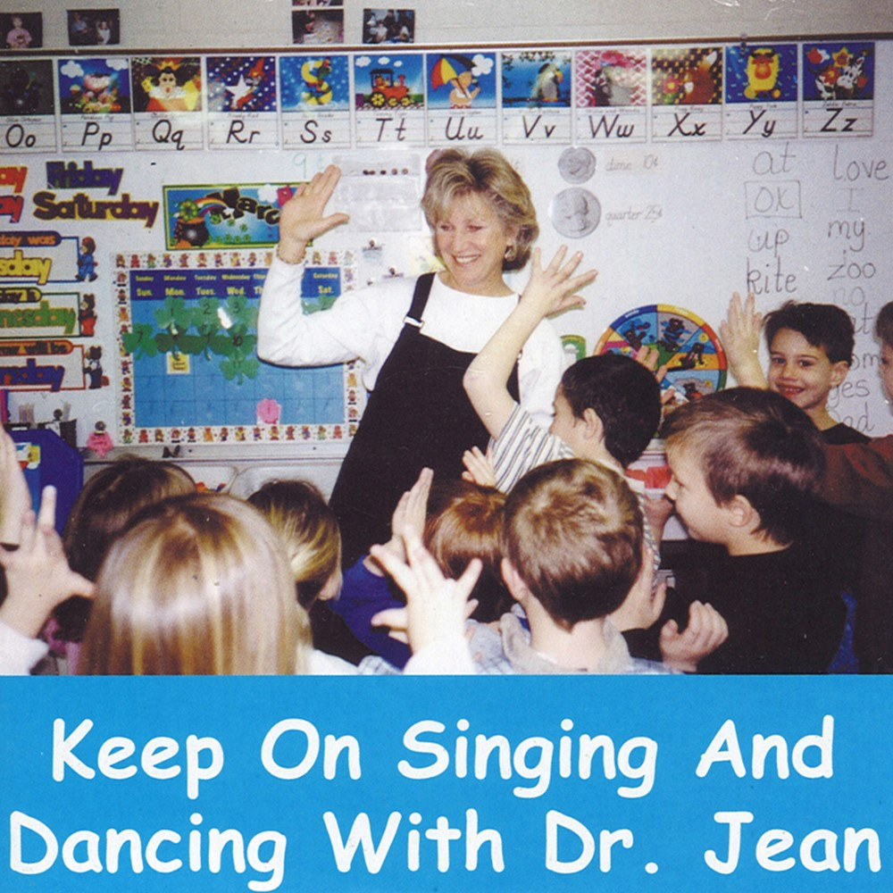 MH-DJD03 - Keep On Singing And Dancing Cd in Cds