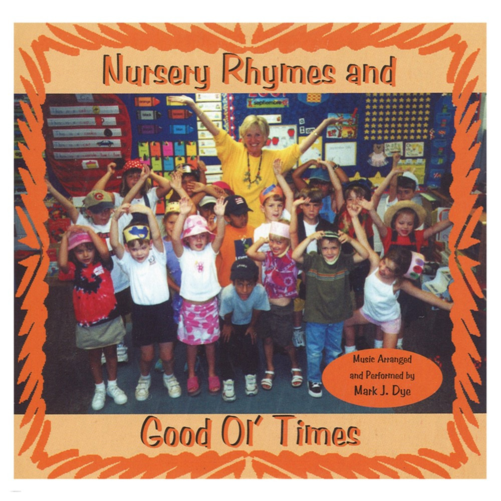 MH-DJD06 - Nursery Rhymes & Good Ol Times Cd in Cds