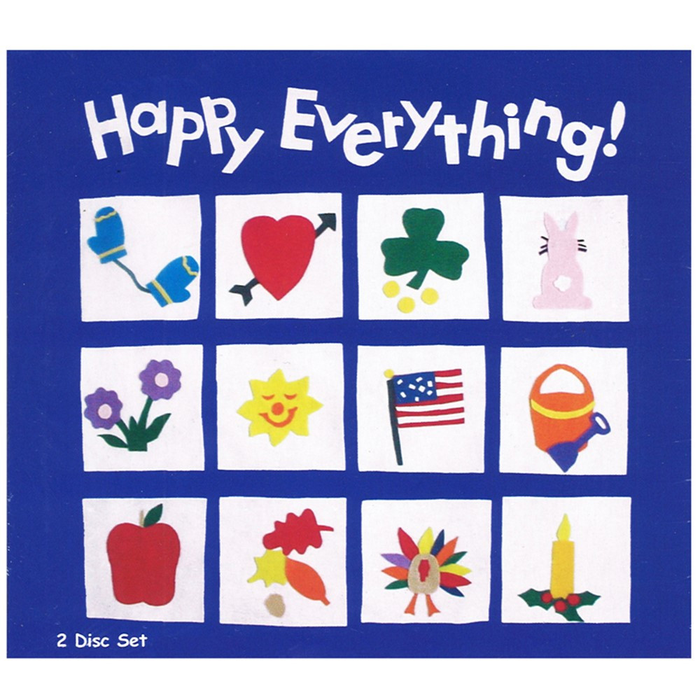 MH-DJD12 - Happy Everything 2-Cd Set in Cds