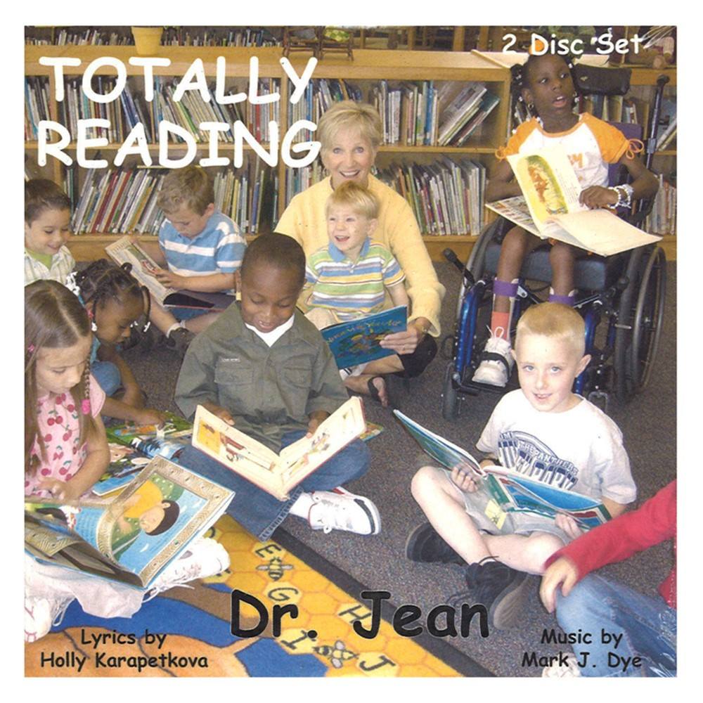 MH-DJD13 - Totally Reading 2-Cd Set in Cds