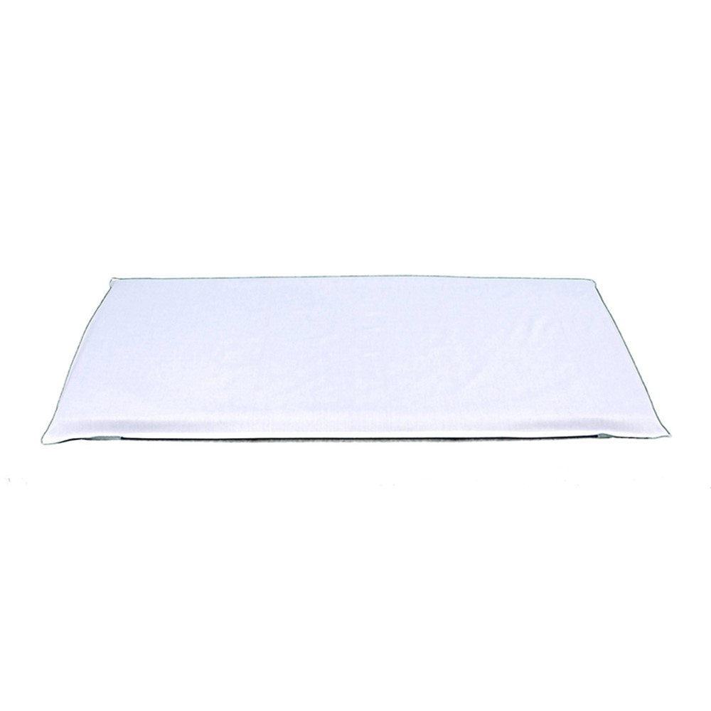 MMC601 - Mat Fitted Sheet White in Sheets & Blankets