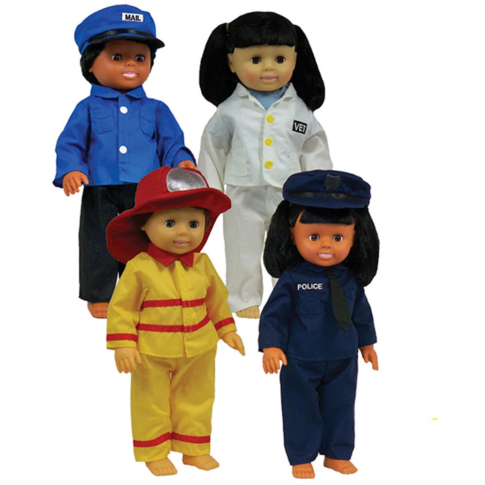 MTB1321 - Career Doll Clothes in Dolls