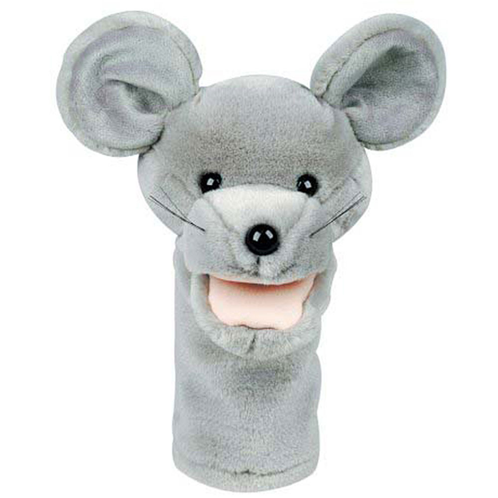 MTB204 - Plushpups Hand Puppet Mouse in Puppets & Puppet Theaters