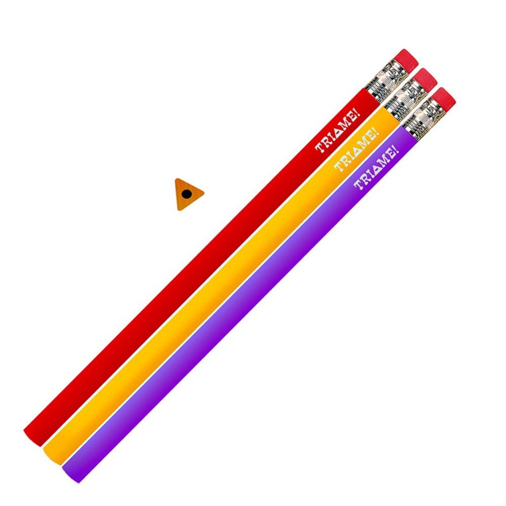 MUSTRIME - Tri Me Intermediate Pencils 12Pk in Pencils & Accessories