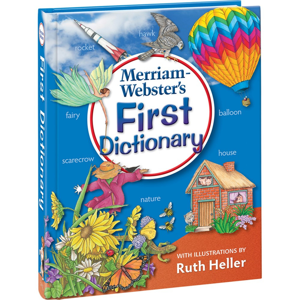 MW-2741 - Merriam Webster First Dictionary in Reference Books