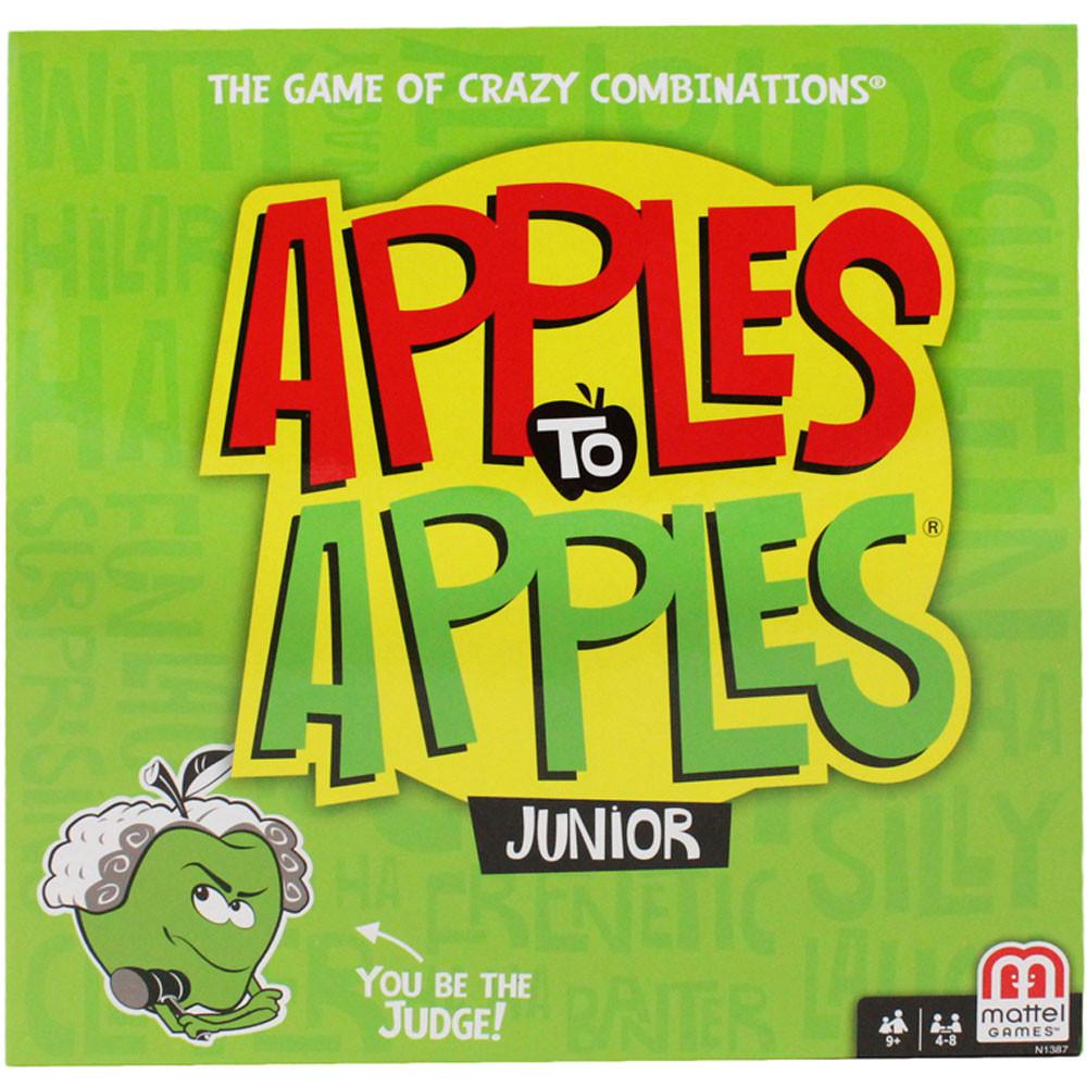 N-1387 - Apples To Apples Junior in Card Games