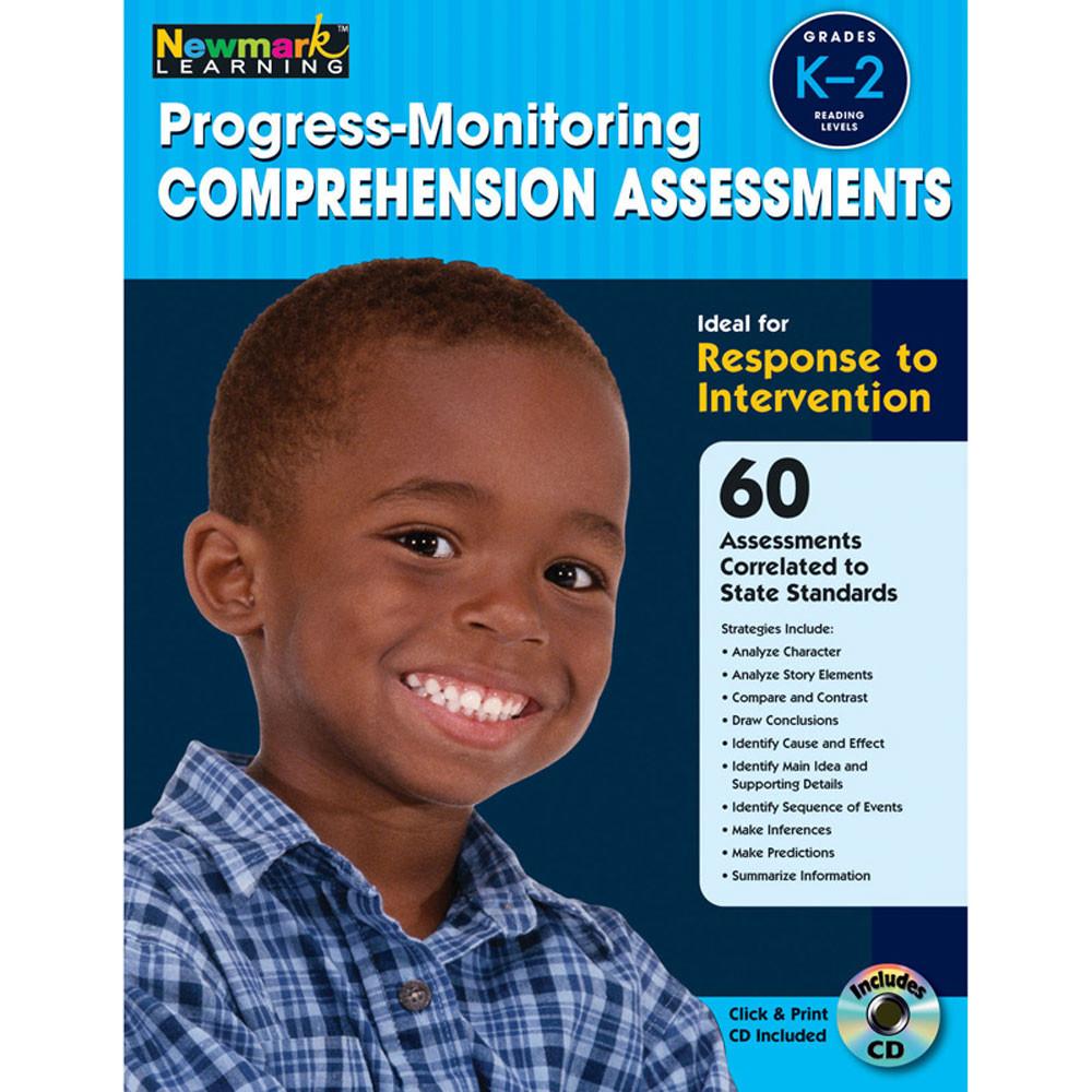 NL-0048 - Progress Monitoring Comprehension Assessments Gr K-2 in Comprehension
