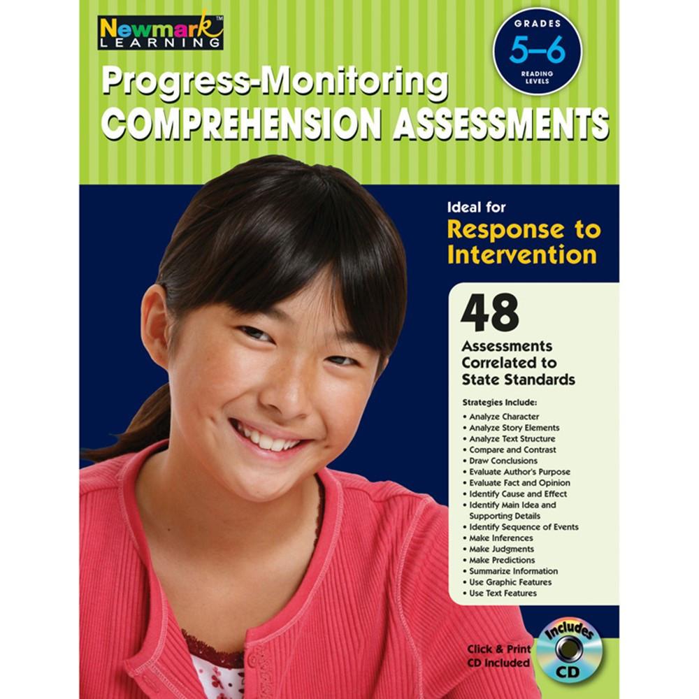 NL-0050 - Progress Monitoring Comprehension Assessments Gr 5-6 in Comprehension