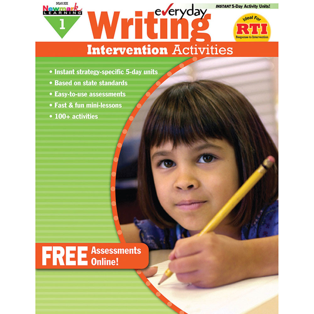 NL-1014 - Everyday Writing Gr 1 Intervention Activities in Writing Skills