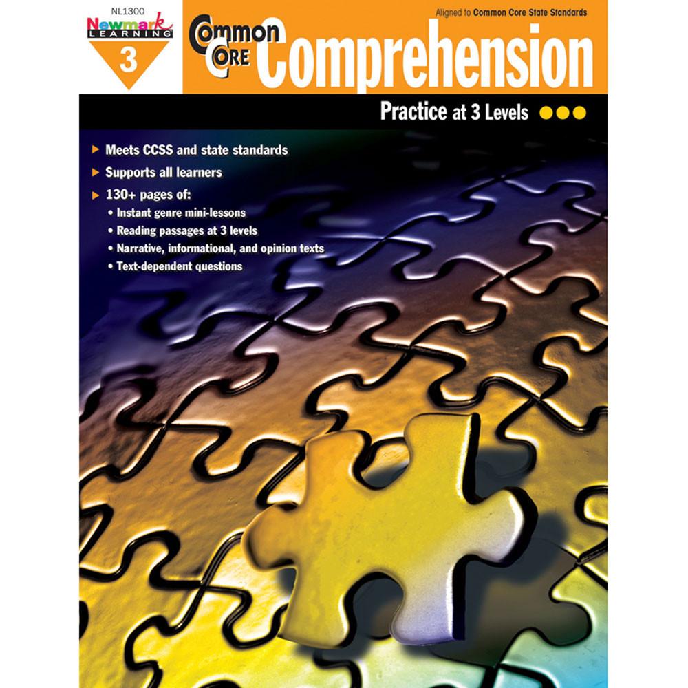 NL-1300 - Common Core Comprehension Gr 3 in Comprehension